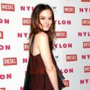 NYLON celebration for the February issue with cover star Leighton Meester at W Hotel Dowtown on February 1, 2011 in New York City