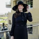 Liv Tyler at 2017 Cheltenham Festival on Ladies day - 454 x 630