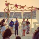 Alexandra Ousta and Giannis Sarakatsanis- Wedding Photos - 454 x 413