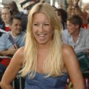Denise Van Outen - Joseph & The Technicolor Dreamcoat Press Night On July 17 2007