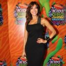 Catherine Fulop at the Kid's Choice Awards Argentina - 454 x 680