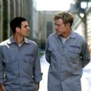 Mark Ruffalo and Robert Redford in Dreamworks' The Last Castle - 2001