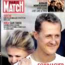 Michael Schumacher and Corinna Schumacher - 454 x 587