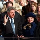 Hillary Rodham Clinton and Bill Clinton
