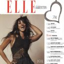 Naomi Campbell - Elle Russia February 2011
