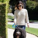 Rachel Bilson: Week Ending Dog Walker