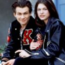 Christian Slater and Milla Jovovich