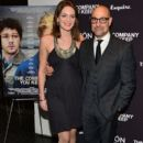Stanley Tucci and Felicity Blunt - 395 x 594