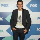 Actor David Boreanaz attends the Fox All-Star Party on August 1, 2013 in West Hollywood, California - 396 x 594