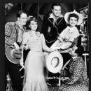 Oklahoma! 1943 Original Broadway Cast Starring Alfred Drake - 454 x 555
