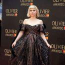 Imogen Poots – 2018 Olivier Awards in London - 454 x 675