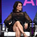 Lucy Liu – CBS All Access 'Why Women Kill' Panel at 2019 TCA Summer Press Tour in Los Angeles - 454 x 655