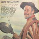 Paul Brinegar - The Sunday Star TV Magazine Pictorial [United States] (10 May 1964) - 454 x 602