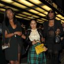 Salma Hayek and Naomi Campbell – Leaving Can't Stop, Won't Stop A Bad Boy Story After Party in London