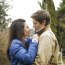 EVANGELINE LILLY and JEREMY RENNER star in THE HURT LOCKER. Photo: Ed Araquel.