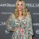 Molly Sims – 2018 Baby2Baby Gala in Los Angeles - 454 x 681