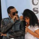 Diddy Takes the Stage for GMA's Summer Concert Series