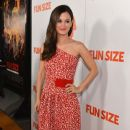 "Rachel Bilson: premiere of Paramount Pictures' ""Fun Size"" at Paramount Theater on the Paramount Studios lot"