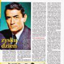 Gregory Peck - Retro Magazine Pictorial [Poland] (July 2019) - 454 x 642