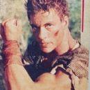 Jean-Claude Van Damme - Ekran Magazine Pictorial [Poland] (6 July 1989)