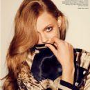 Frida Gustavsson - Cover Magazine Pictorial [Denmark] (April 2013)