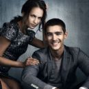 Brenton Thwaites and Alicia Vikander