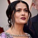 Salma Hayek – The 90th Annual Academy Awards in Los Angeles - 454 x 682