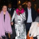 Lupita Nyong'o – Night out in New York