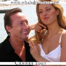 Julian Lennon and Petra Nemcova