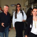 Sonam Kapoor Arrives at Nice Airport in Cannes - 454 x 689