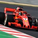 F1 Winter Testing in Barcelona - Day One - 454 x 302