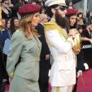 """The Dictator"" Ruffles Feathers in UK"