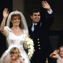 Prince Andrew Duke of York and Sarah Ferguson - 454 x 255