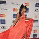 ASHANTI at 55th Annual Grammy Awards Pre-Grammy Gala in Los Angeles