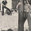 Penelope Tree - Vogue Magazine Pictorial [United States] (1 January 1971)
