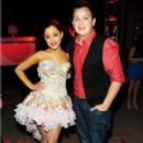 Ariana Grande celebrated her 18th birthday yesterday, June 26, in Los Angel
