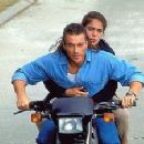 Jean-Claude Van Damme and Yancy Butler
