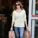 Ashley Greene Out Shopping In Los Angeles
