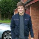Liam Payne at Home In Wolverhampton