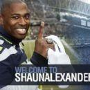 Shaun Alexander - 454 x 265