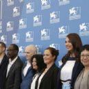 Moran Atias 2014 Venice Film Festival Photocall