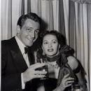 Carlos Thompson and Yvonne De Carlo - 454 x 587