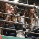 Sara Carbonero - at charity match in Madrid - 26/12/10