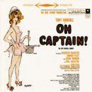 OH CAPTAIN Original 1958 Broadway Musical Starring Tony Randall - 454 x 448