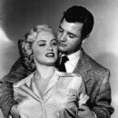 Mamie Van Doren and Richard Long