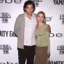 Elisha Cuthbert and Andrew Keegan