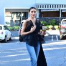 Olivia Culpo – Out for a coffee in Beverly Hills