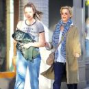 Annette Bening was spotted shopping with her daughter at The Grove in Hollywood, California on March 31, 2017 - 443 x 600