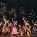 42nd Street Original 1981 Broadway Cast Starring Jerry Orbach - 454 x 362