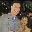 Bob Saget and Gail Edwards
